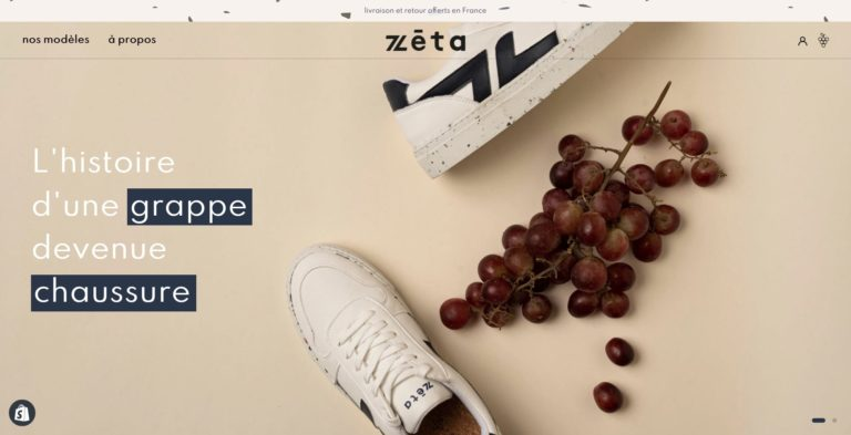Zèta Shoes